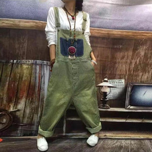 Lose Hipster Overalls