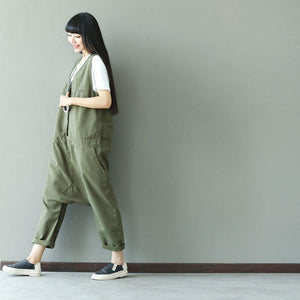 Buddha Trends One Size / Army Green Green Green Loose Συνολικά για γυναίκες