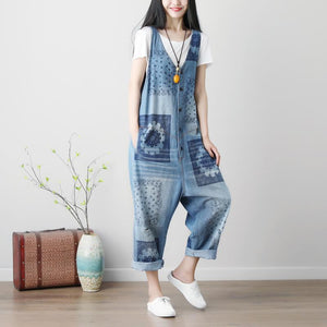 Buddha Trends One Size / Blue Mandala Denim Συνολικά