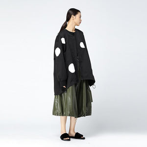 Buddha Trends Polka Dot Windjacke | Millennials