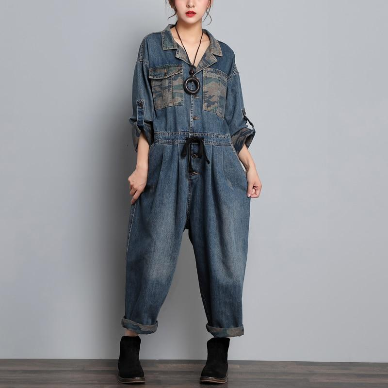 Street-Smart Army Denim Bodysuit
