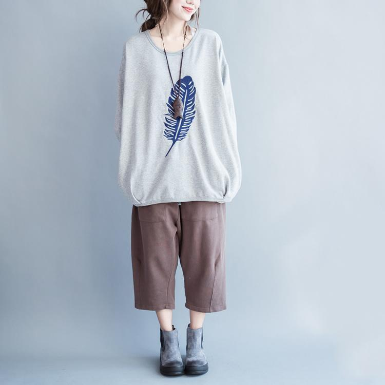 Wild Feather Oversized Sweater