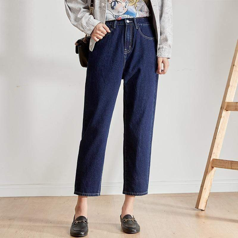 Buddhatrends Pants Mae loose classic jeans