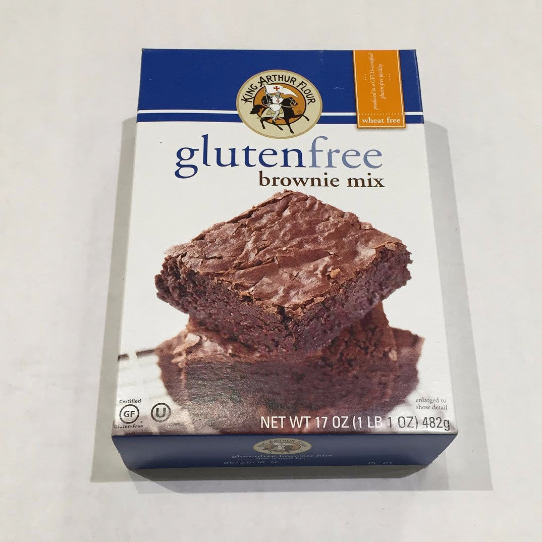 King Arthur Flour Gluten Free Brownie Mix - 17 oz