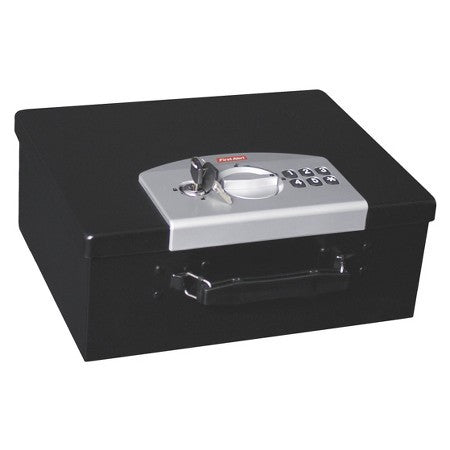 First Alert Digital Locking Steel Security Box