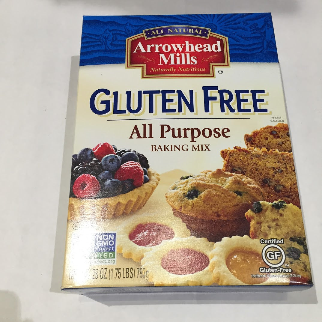 Arrowhead Mills  Gluten Free All purpose Baking Mix - 28 oz