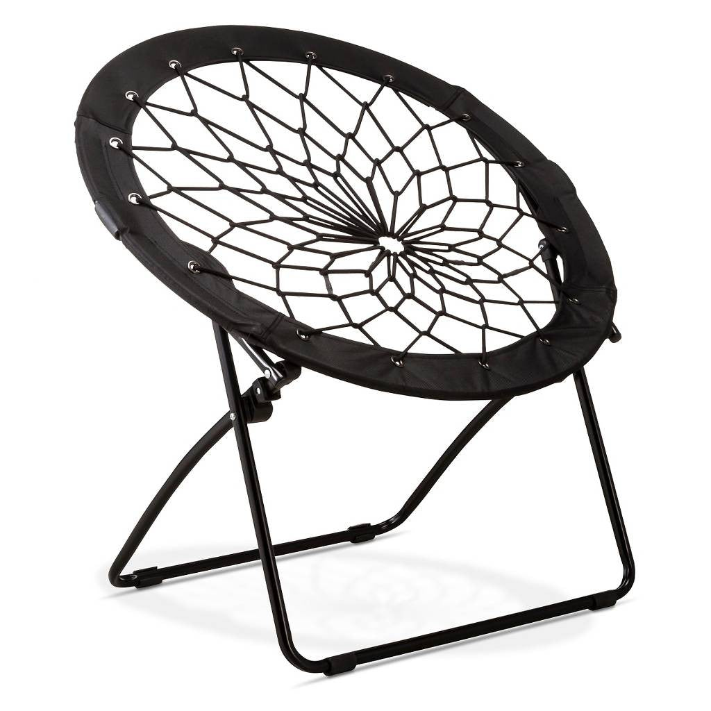 Black Bungee Chair
