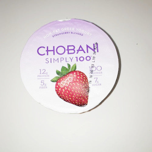 Chobani Greek Yogurt Simply 100 - 5.3oz