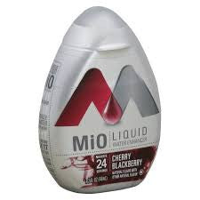 Mio Lead Water Enhancer: Cherry Blackberry - 1.6oz