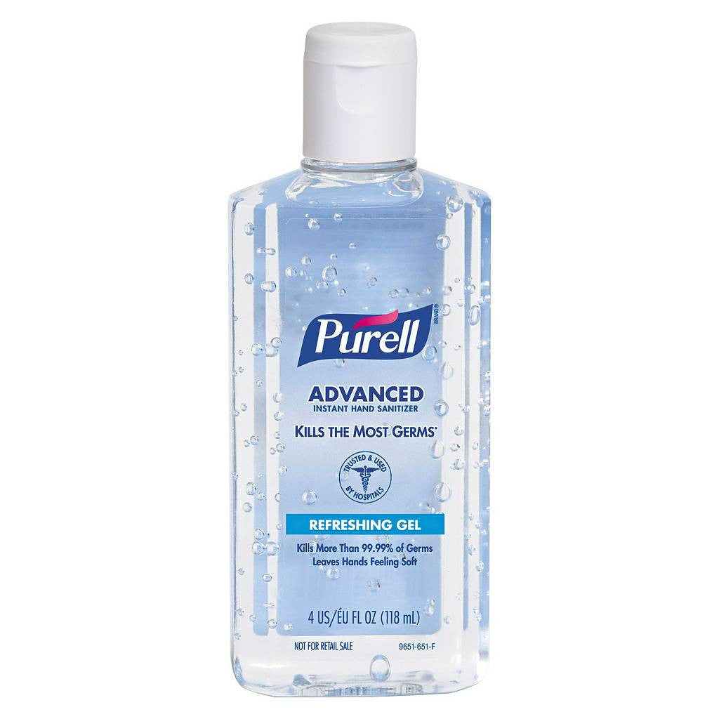 Hand Sanitizer (8oz)