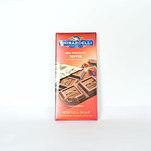 Ghirardelli Milk Chocolate Toffee Bar - 3.5oz