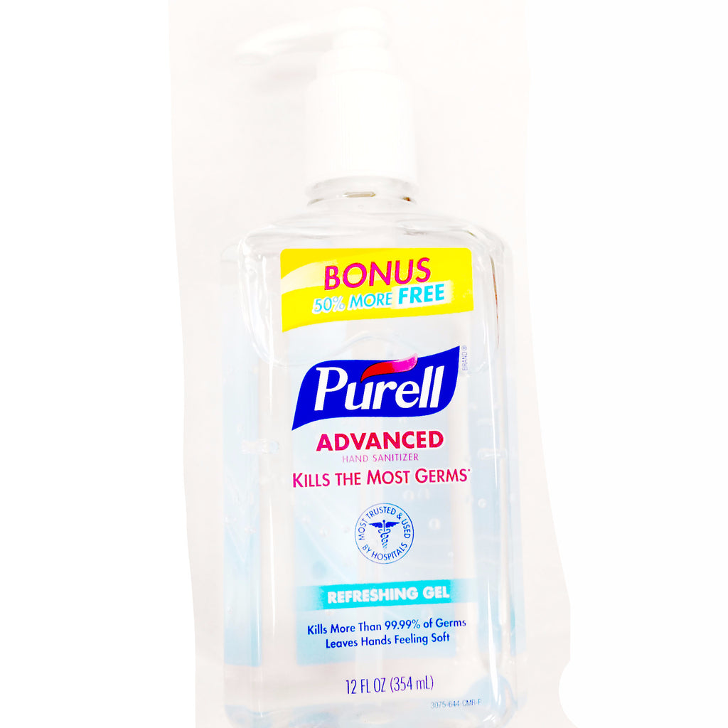 Purell Hand Sanitizer - 12 oz