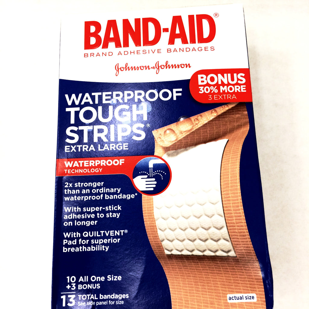 Band-Aid Flexible Fabric Adhesive Bandages - 30ct