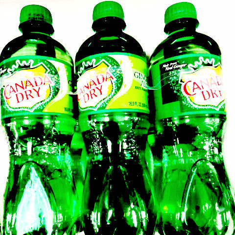 Canada Dry Ginger Ale - 6 pk/8 oz each