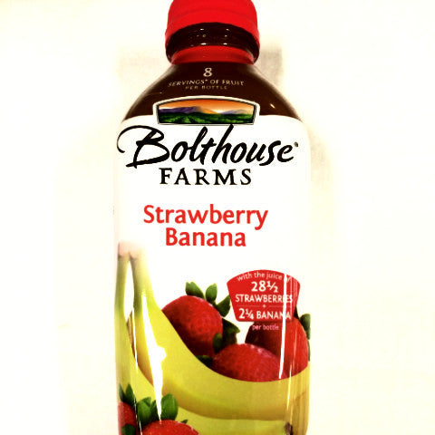 Bolthouse Farms Strawberry Banana - 52 oz*