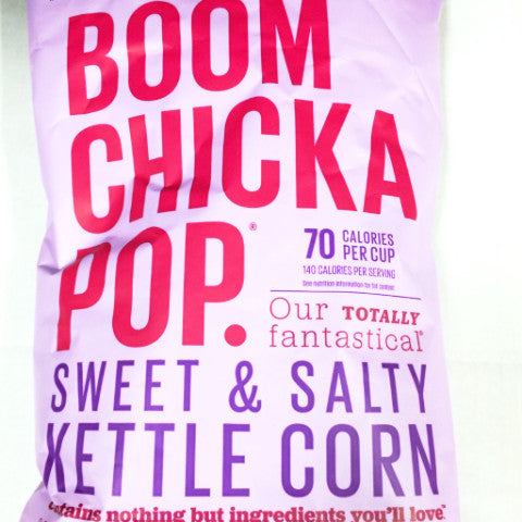 Angie's Boom Chicka Pop Sweet and Salty Popcorn - 5oz