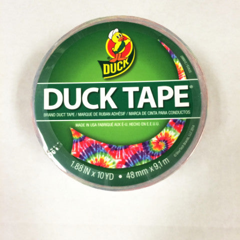 Duck Tape Rainbow Color - 10yd