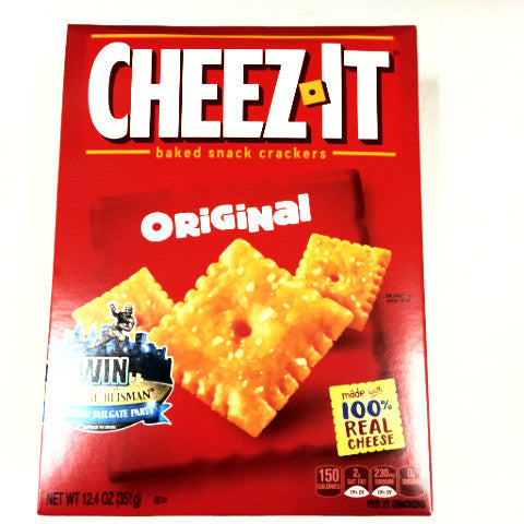 Cheez It Original Crackers Large - 12.4oz