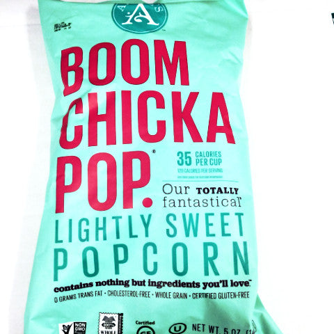 Angie's Boom Chicka Pop Lightly Sweetened Popcorn - 5oz