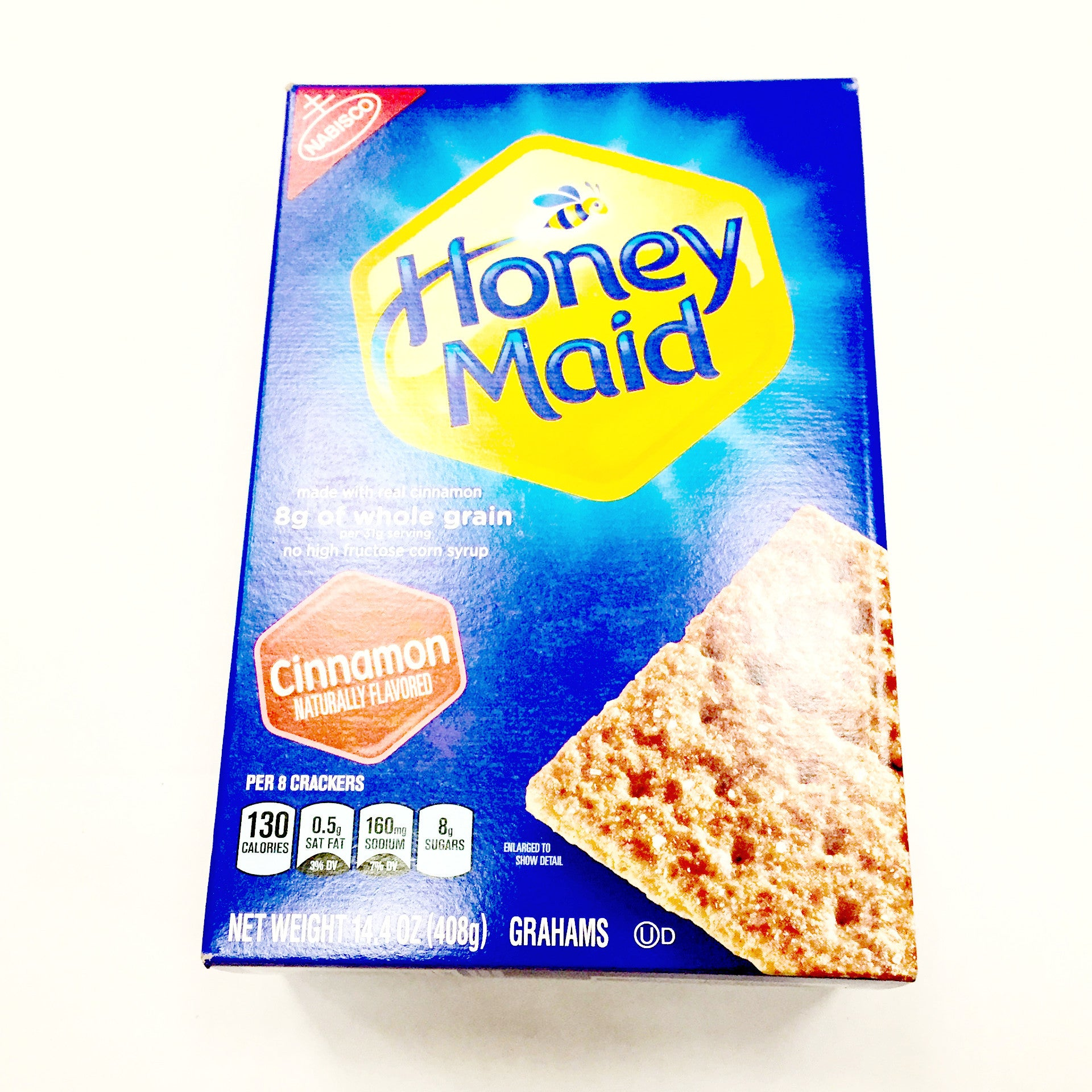 Honey Maid Cinnamon - 14.4oz