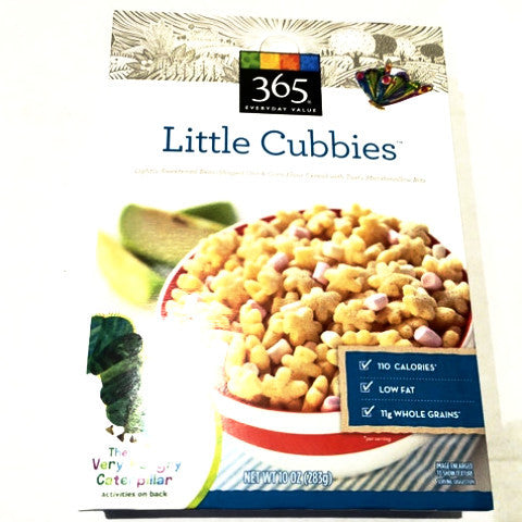 365 Organic Little Chubbies - 10oz