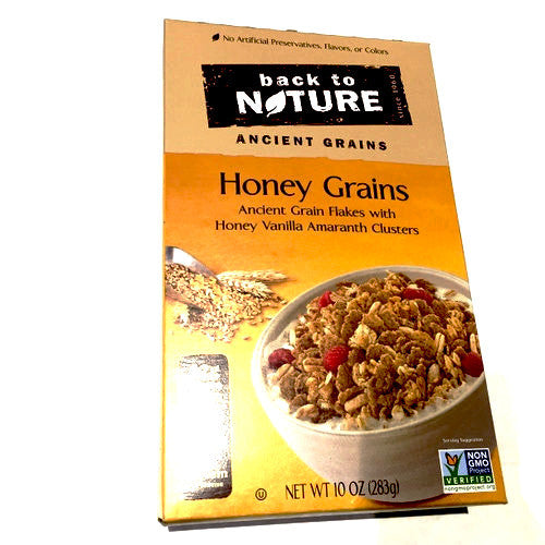 Back to Nature Ancient Grains Honey Grains - 10oz