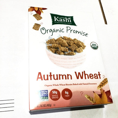 Kashi Organic Promise Autumn Wheat - 16.3oz