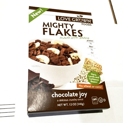 Mighty Flakes Chocolate Joy - 12oz