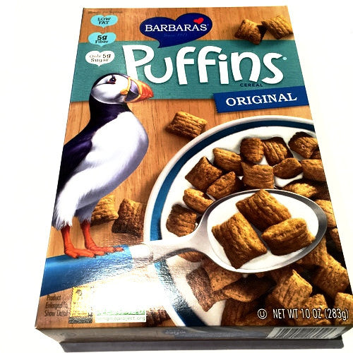 Barbara's Original Puffins - 10oz