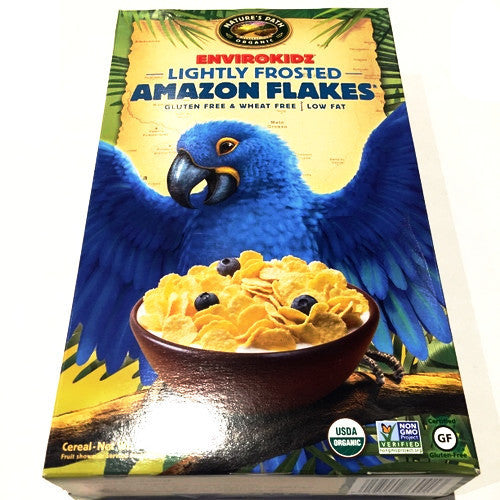 Envirokidz Lightly Flavored Amazon Flakes - 10oz