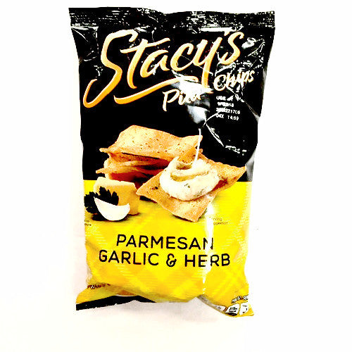 Stacy's Pita Chips Parmesan Garlic & Herb - 7.33oz