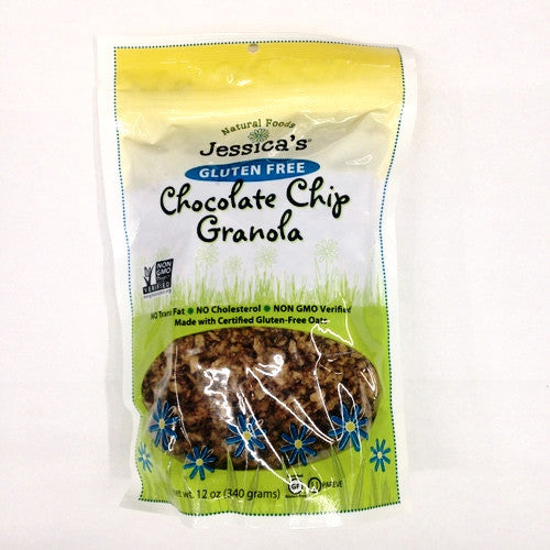 Jessica's Chocolate Chip Granola - 12oz