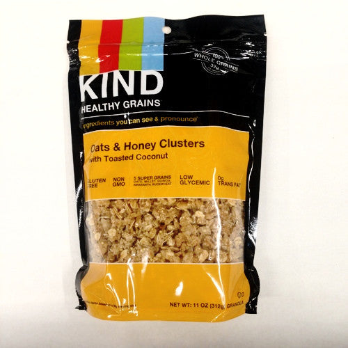 Kind Oats and Honey Clusters Granola - 11oz