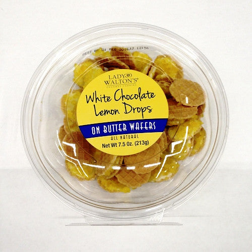 Lady Walton's White Chocolate Lemon Drops - 7.5oz