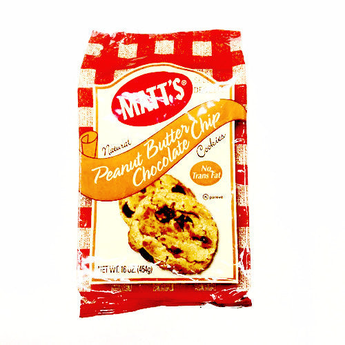 Matt's Peanut Butter Chocolate Chip Cookies - 16oz