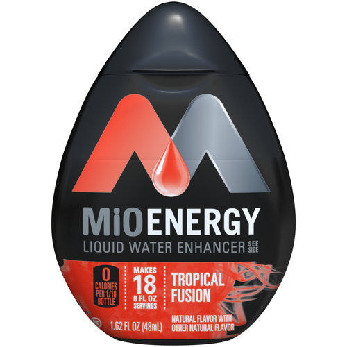 MiO Energy Tropical Fusion Liquid Water Enhancer - 1.62 fl oz