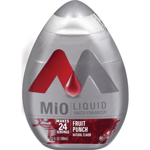 MiO Fruit Punch Liquid Water Enhancer - 1.62 fl oz