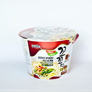 Paldo Kokomen Spicy Chicken Flavor Microwavable King Cup