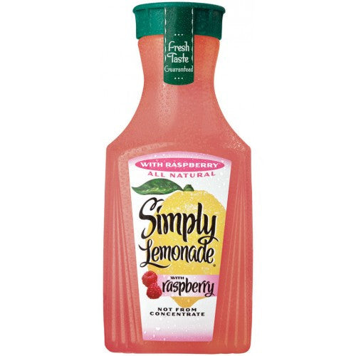 Simply Raspberry Lemonade - 1.75L*