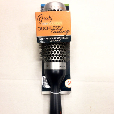 Goody Ouchless Round Curling Brush