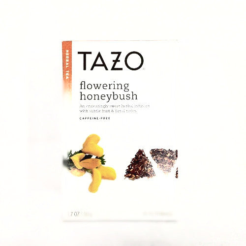 Tazo Flowering Honeybush Tea