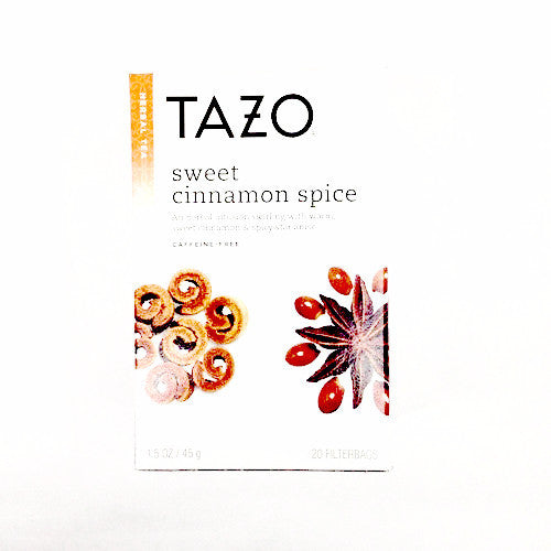 Tazo Sweet Cinamon Spice Tea
