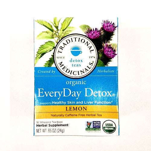 Traditional Medicinals Organic EveryDay Detox Tea