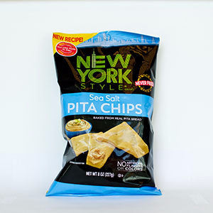 New York Style Pita Chips- Sea Salt - 8oz