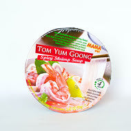 Tom Yum Goong Spicy Shrimp Soup