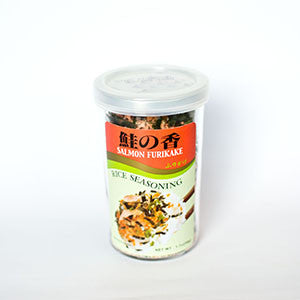 Salmon Furikake Rice Seasoning Net WT 1.7 oz