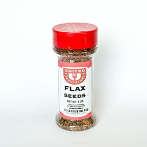 Flax Seeds Net Wt 6 OZ
