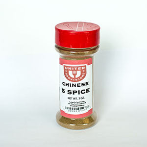 Chinese 5 Spice Net Wt. 3 oz