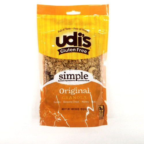 Udi's Gluten Free Simple Original Granola - 12oz