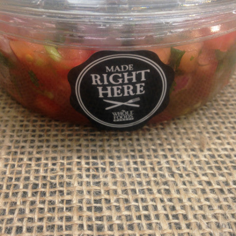 Whole Foods Pico de Gallo Salsa